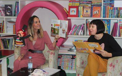 Susreti s dječjim književnicima